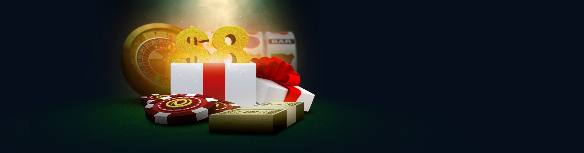 Online Poker Promotion: New Player Package