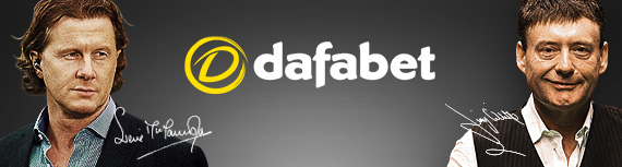 Dafabet Online Betting UK Brand Ambassadors